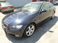 2007 BMW 328XI AWD BLUE ON TAN AUTOMATIC. EXTRA CLEAN