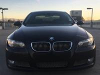 Options:  2007 Bmw 3 Series 335I 2Dr Coupe|Black|Cargo