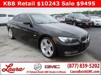 Recent Trade! 335i 3.0 RWD. 6-Speed Manual, Power