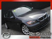 This 2007 BMW 335i has everything the world has come to