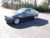 SHARP!!! ALL BMW OPTIONS: SUNROOF, HEATED LEATHER HARD