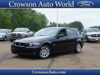 Don't miss out on this 2007 BMW 3 Series 328i, which