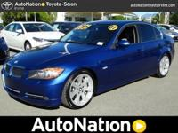 2007 BMW 335i Twin Turbo with 6 speed manual