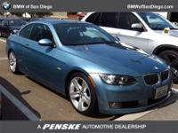 This 2007 BMW 3 Series 2dr 2dr Conv 335i Convertible