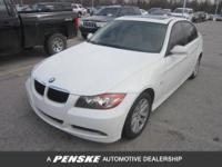 CARFAX 1-Owner. EPA 29 MPG Hwy/20 MPG City! 328i trim.