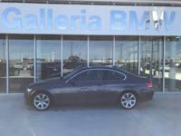 Sparkling Graphite Metallic 2007 BMW 3 Series 328xi AWD