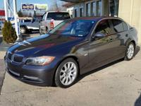 This 2007 BMW 335i is a twin turbo, low miles and fully