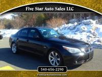 THIS IS A REAR BEUTYNEW ARRIVAL 2007 BMW 550IA WITH