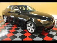 2007 BMW 5 Series 530xi AWD Sedan This One Owner 2007