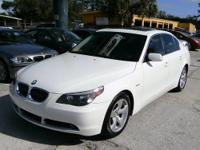 This is the finest and nicest 2007 BMW 525i you will