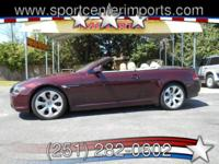 JUST IN TIME FOR SPRING TIME CHECK OUT THIS BMW 650i