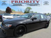 This 2007 BMW ALPINA B7 in MIDDLETOWN, RHODE ISLAND is