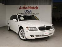 2007 BMW 7 Series Sedan 750Li Our Location is: