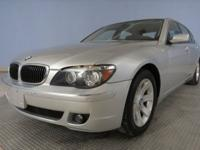 This exceptionally clean 750Li was a trade in at our