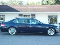 2007 BMW 750 LI - near Gainesville, Lake City, Lake