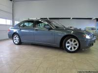 2007 BMW 750Li 67,xxx miles steel blue on tan
