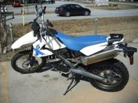 Motorcycles Off-Road. 2007 BMW G 650 Xchallenge READY