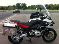 The ultimate adventure bike!!!! I have an '07 BMW
