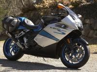 07 BMW K1200 S in lovely condition with lots of