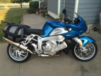 2007 BMW K1200R/SportMileage 10,400 Engine Size