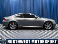 Clean Carfax RWD Luxury Coupe with Push Start