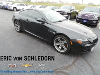 This BMW 6 Series has a dependable Gas V10 5.0L/305