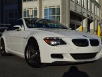 Looking for a family vehicle? This BMW M6 is great for