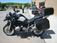 2007 BMW R 1200 GS READY FOR AN ADVENTURE Where you're