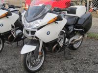 2007 BMW R1200 RTP Motorcycle 32,727 miles City of