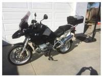 2007 BMW R1200GS. Excellent condition must see fully