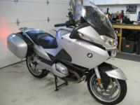 Amazing 2007 R1200RT. It has many alternatives