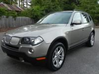 This is a CarFax Certified BMW X3 that has been