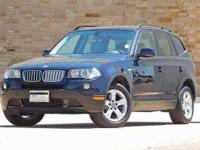 This 2007 BMW X3 has an original MSRP of $44,170 and
