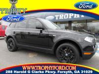 Exterior Color: jet black, Body: SUV AWD, Engine: 3.0 6