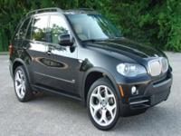 VERY nice/clean 2007 BMW X5 4.8i!! This BMW is VERY
