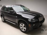 This 2007 BMW X5 4.8i AWD with only 92484 miles is