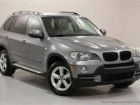 This 2007 BMW X5 4dr AWD 4dr 3.0si SUV features a 3.0L