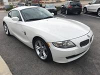 We are excited to offer this 2007 BMW Z4. This BMW