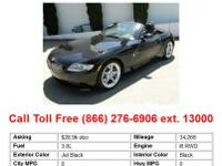 2007 Bmw Z4 3.0si 2dr Rear-wheel Drive Roadster