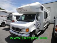 2007 Born Free 26 RSB Class C Motorhome Even though