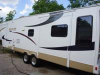 2007 Bristol Bay By Sunnybrook Fifth Wheel 35 ft Series