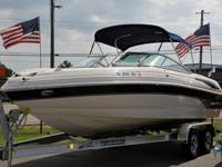 This 22 foot bryant 219 Bowrider is in AWESOME