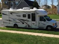 Retired couple have decided to sell our immaculate RV.
