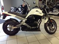 THIS BUELL BLAST WILL MAKE SOMEONE A FINE MOTORCYCLE!