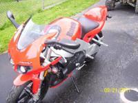2007 Buell XB9R Fire Bolt, 2800 miles, very very good