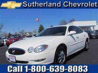 LEATHER, CXL PACKAGE, 4 DOOR, AIR CONDITIONING,
