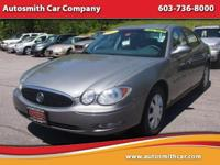 2007 Buick LaCrosse CX Sellers Notes IF YOU LIKE A NICE