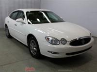 New Price! 2007 Buick LaCrosse CXL White Opal Local