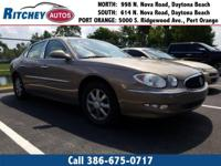 LOW MILEAGE 2007 BUICK LaCROSSE CXL**CLEAN CAR