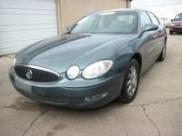 Options:  2007 Buick Lacrosse Cxl|Blue/|V6 3.8L
